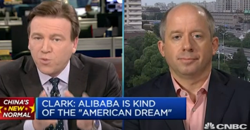 CNBC Interview: China is not the boom market it once was