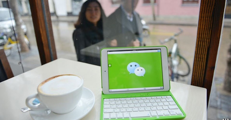 China's mobile internet: WeChat's world